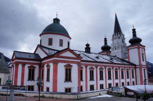 #niederösterreich#mariazell #basilicamariazell #church #austria #architecture #architecturelovers #architecturephotography #instago #instratravel #travelling #igersaustria