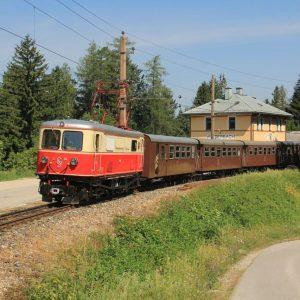 Bei den Schmalspurtagen am 12. und 13. Juni gibts für Familien und Eisenbahnfans viele Highlights zu entdecken...
